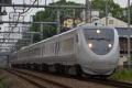JR西日本681系W01編成【回送】(20150812)