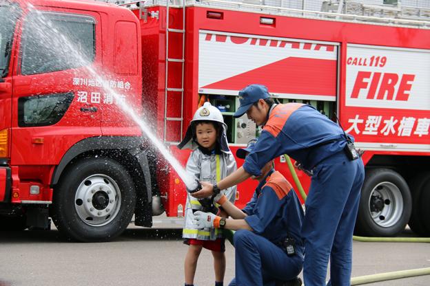 20150808消防ちびっこ