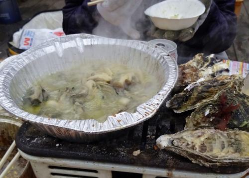 牡蠣食べ放題