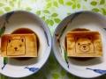 お豆腐スタンプ
