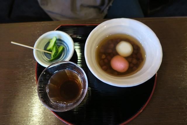 山陰の旅9 日本ぜんざい学会 (2)