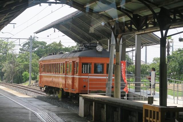 山陰の旅10 一畑電鉄 大社駅 (3)