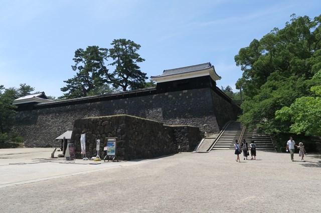 山陰の旅11 松江城 (4)