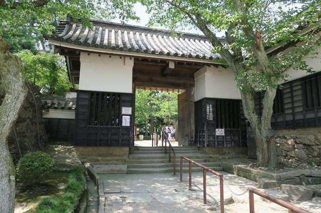 山陰の旅11 松江城 (6)