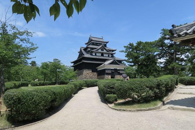 山陰の旅11 松江城 (9)