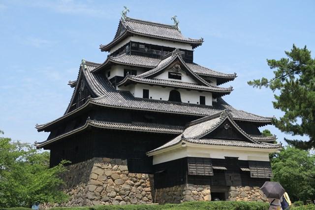山陰の旅11 松江城 (10)