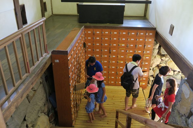 山陰の旅11 松江城 (12)