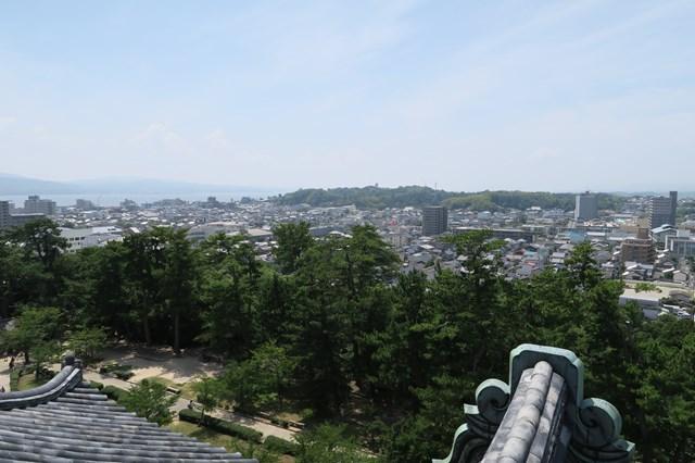 山陰の旅11 松江城 (18)