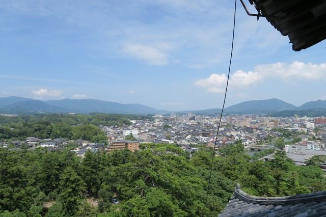 山陰の旅11 松江城 (19)