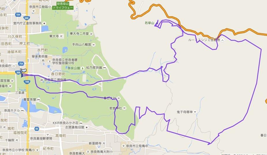 1612若草山-00-若草山軌跡