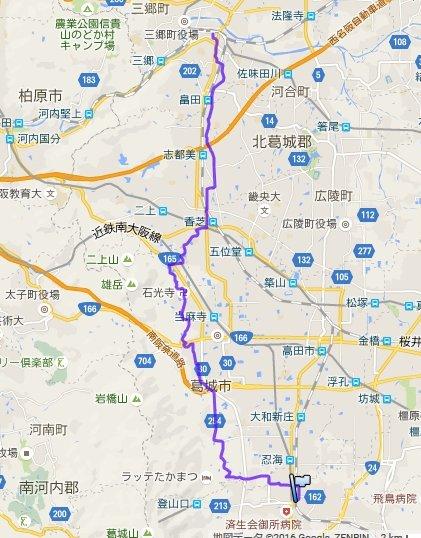 1606大和路⑥-00-大和路⑥軌跡