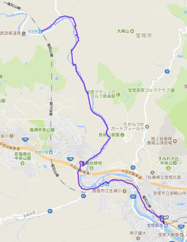 1707-00-武田尾廃線-軌跡