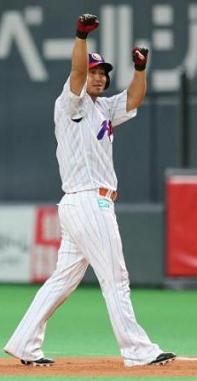 【日本ハム】中田翔、18戦ぶりV打は稲葉氏とマンツーマン・トレで即結果