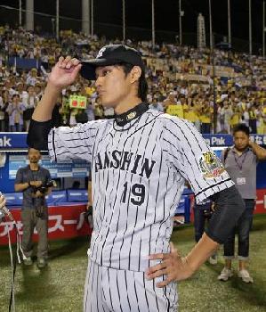 【阪神】藤浪晋太郎、高卒3年連続2桁勝利 松坂以来の快挙