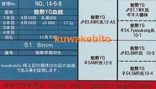 G1405証明書