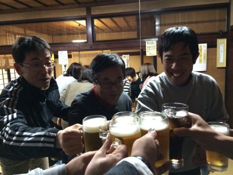 20150211 夜の弘庵 (1)