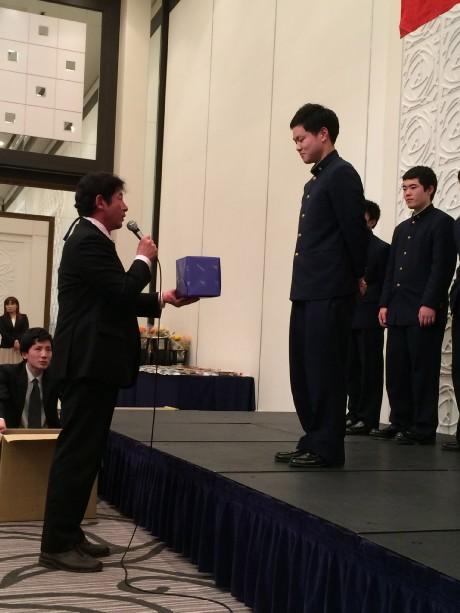 20150221 日大山形 三年生を送る会 (2)