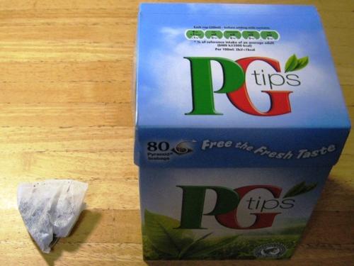 PG Tips 80袋