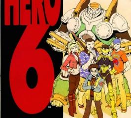 ビッグヒーロー6
