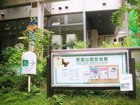箕面昆虫館3