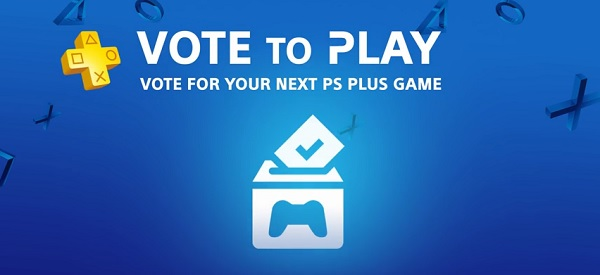 PSPlus Vote to Play ユーザー投票 フリープレイタイトル
