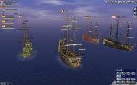 8月16日イスパ模擬艦隊
