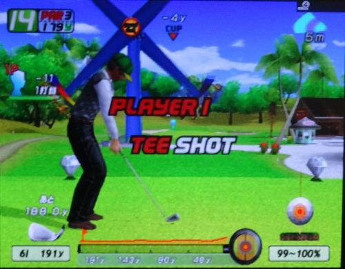 PS2エンジョイゴルフ シニアプロ以降 (3)