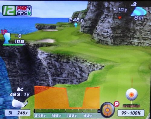 PS2エンジョイゴルフ シニアプロ以降 (10)