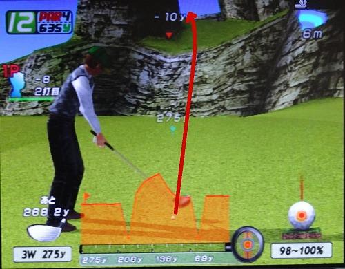 PS2エンジョイゴルフ シニアプロ以降 (11)