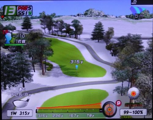 PS2エンジョイゴルフ シニアプロ以降 (15)