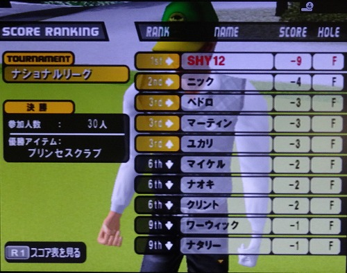 PS2エンジョイゴルフ シニアプロ以降 (17)