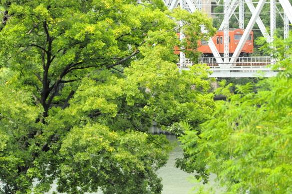 2015/8/11 JR大阪環状線 桜ノ宮~天満