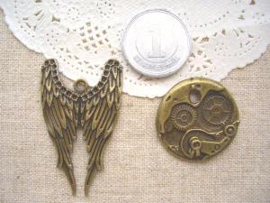天使の両翼、ムーブメント