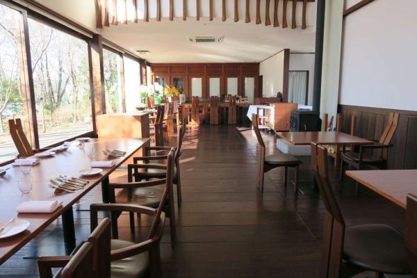 レストラン AOYAGI