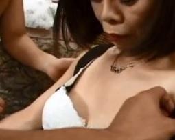 子供を産んだとは到底思えないナイスなバディの四十路熟女松原ちゆきFC2動画