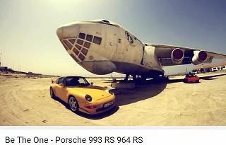 ポルシェ993RS_964RS