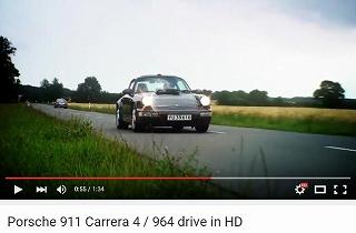 ポルシェ964カレラ4_DriveHD