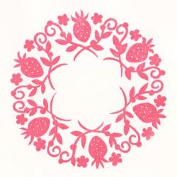 ぐるり2014いちごツル葉6形