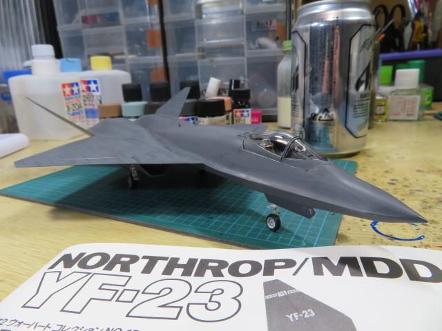 YF-23 の2