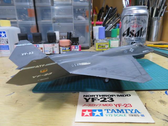 YF-23 の3