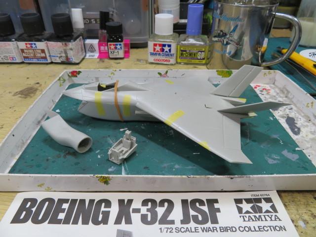 X-32 JSF の1