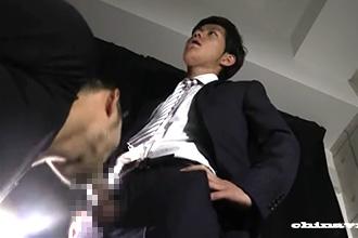 [男のプリケツ] 今どきイケメン男子が男のケツでガッツリ射精っ !!