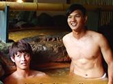 激アツ野球男子・曹佑寧(ツァオ・ヨウニン)の浴衣姿と温泉入浴シーン!