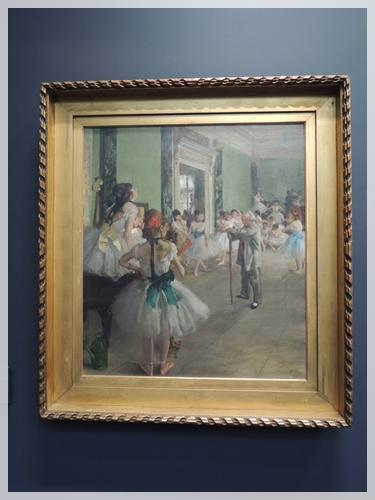 バレエの教室