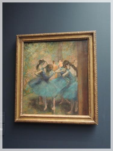 青い踊り子たち