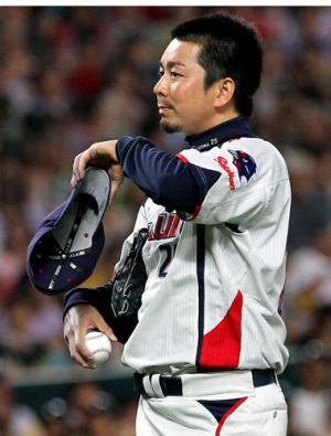 【カープ】黒田、死球ランキング単独2位もいつの間にか陥落していた