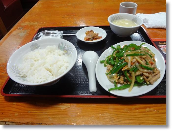 青椒肉絲DSC06313