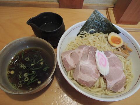 つけ麺(あっさり)大」(1000円)