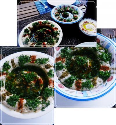 初めての料理