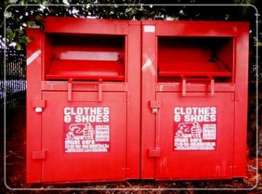 リサイクルの箱